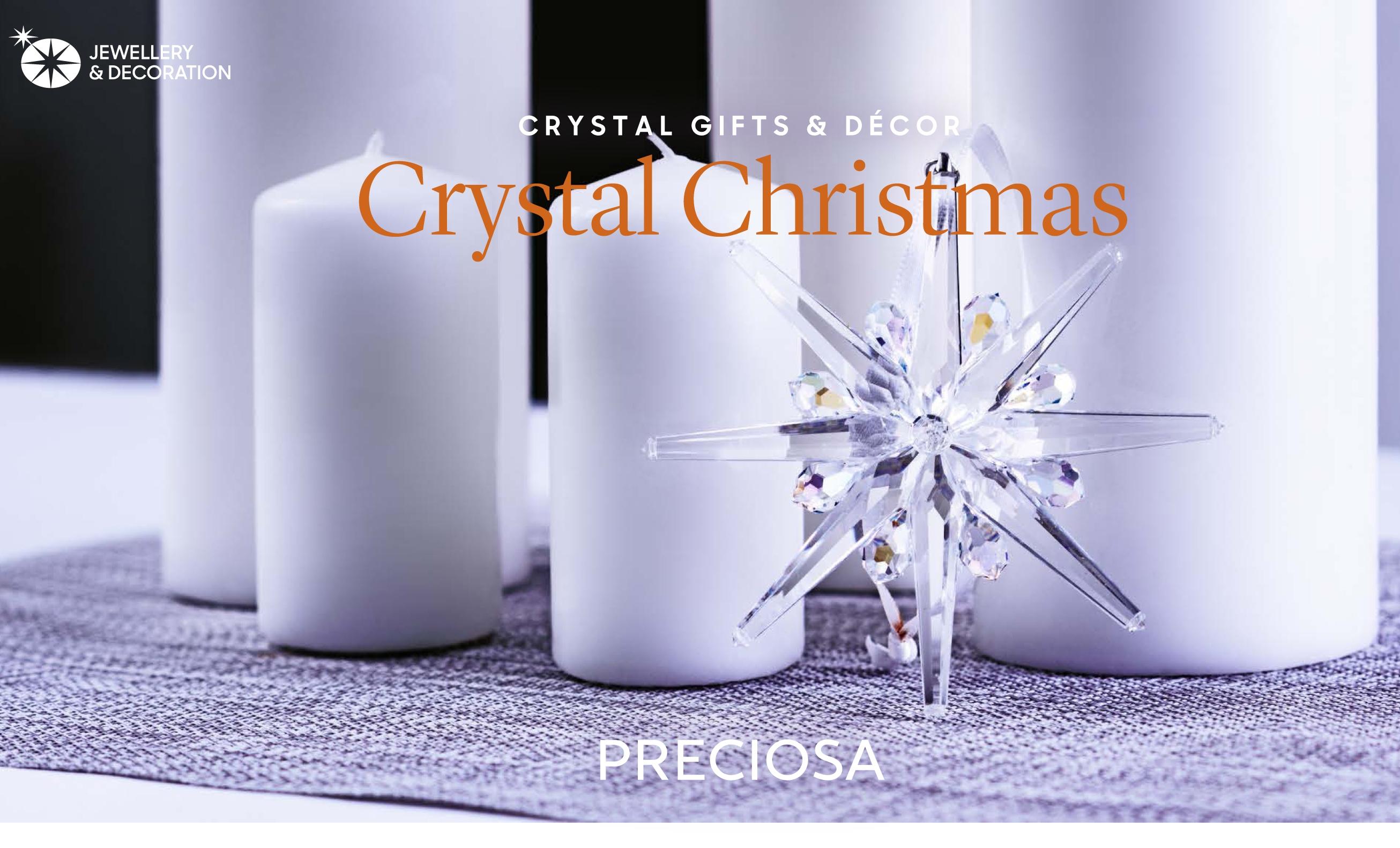 Crystal Christmas Catalogue Preciosa