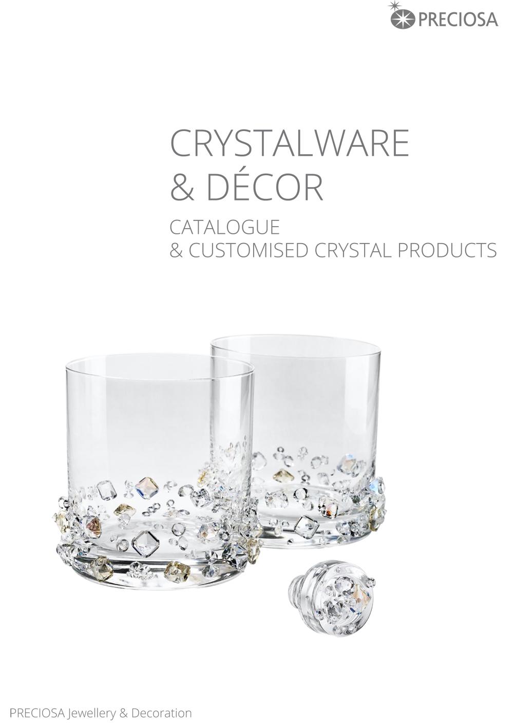 Catalogue Crystalware & Décor - Catalogue 2016