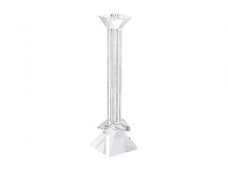 Glittering Beauty – candlestick (crystal)