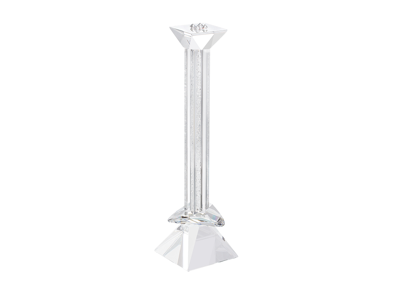 Glittering Beauty - candlestick (crystal)