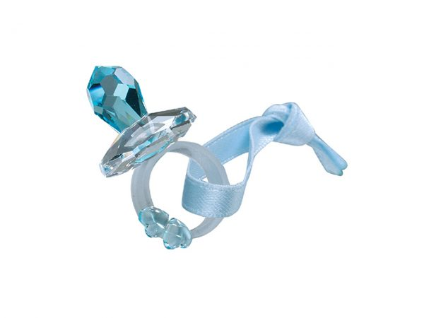 Small DummyPacifier (blue)