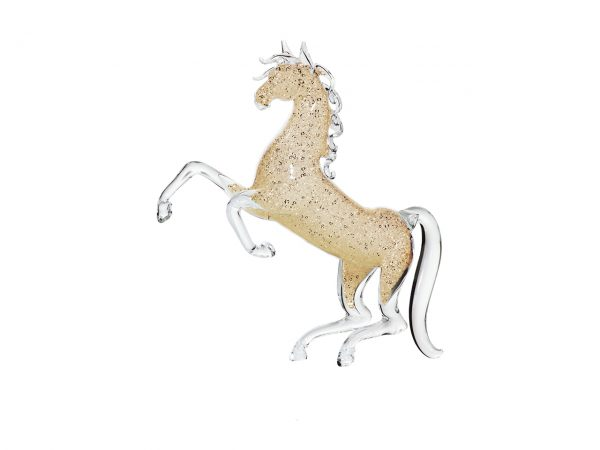 Customised Andalusian Horse-gold