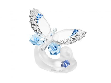 Customised Crystal Butterfly