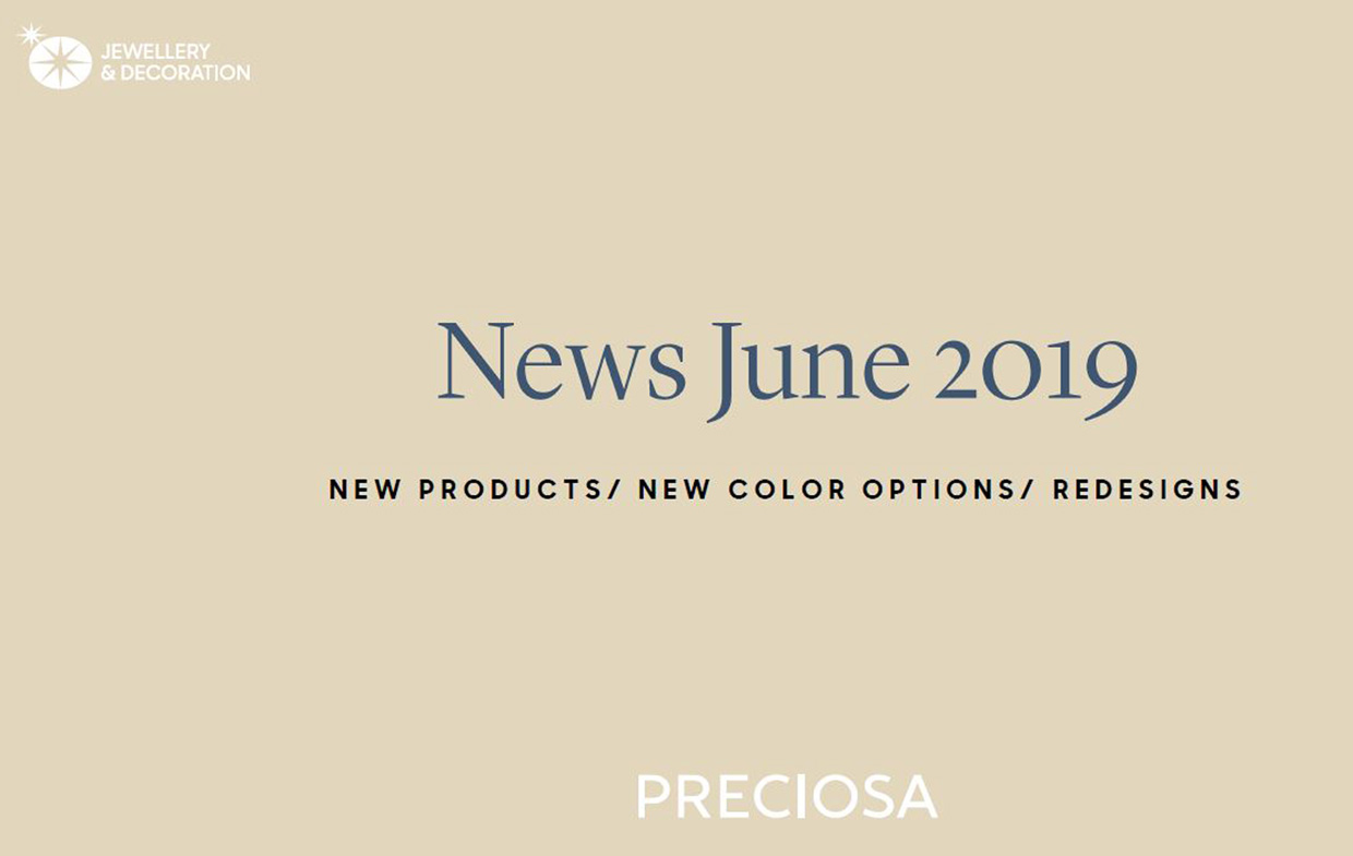 New products June 2019