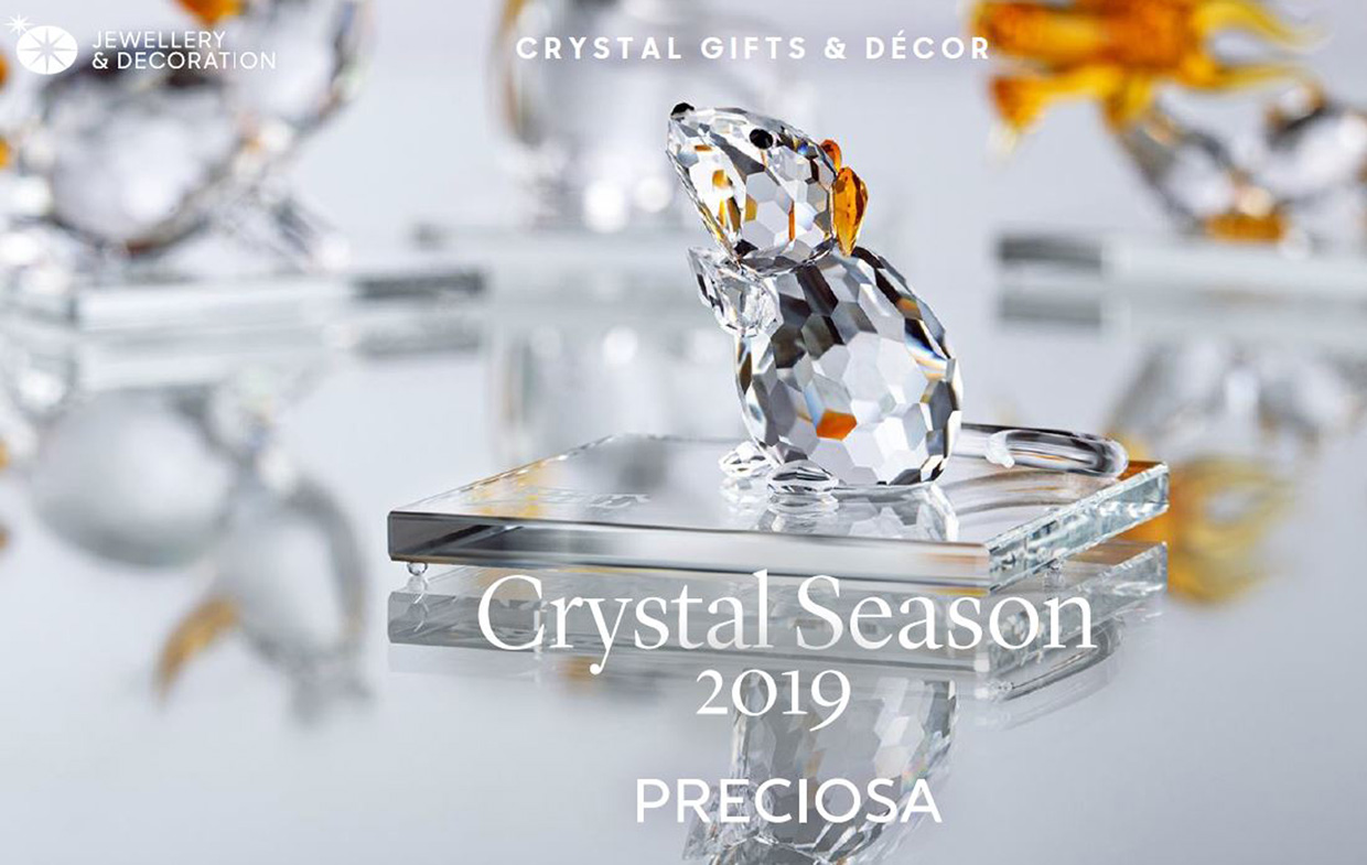 Preciosa Crystal Season 2019