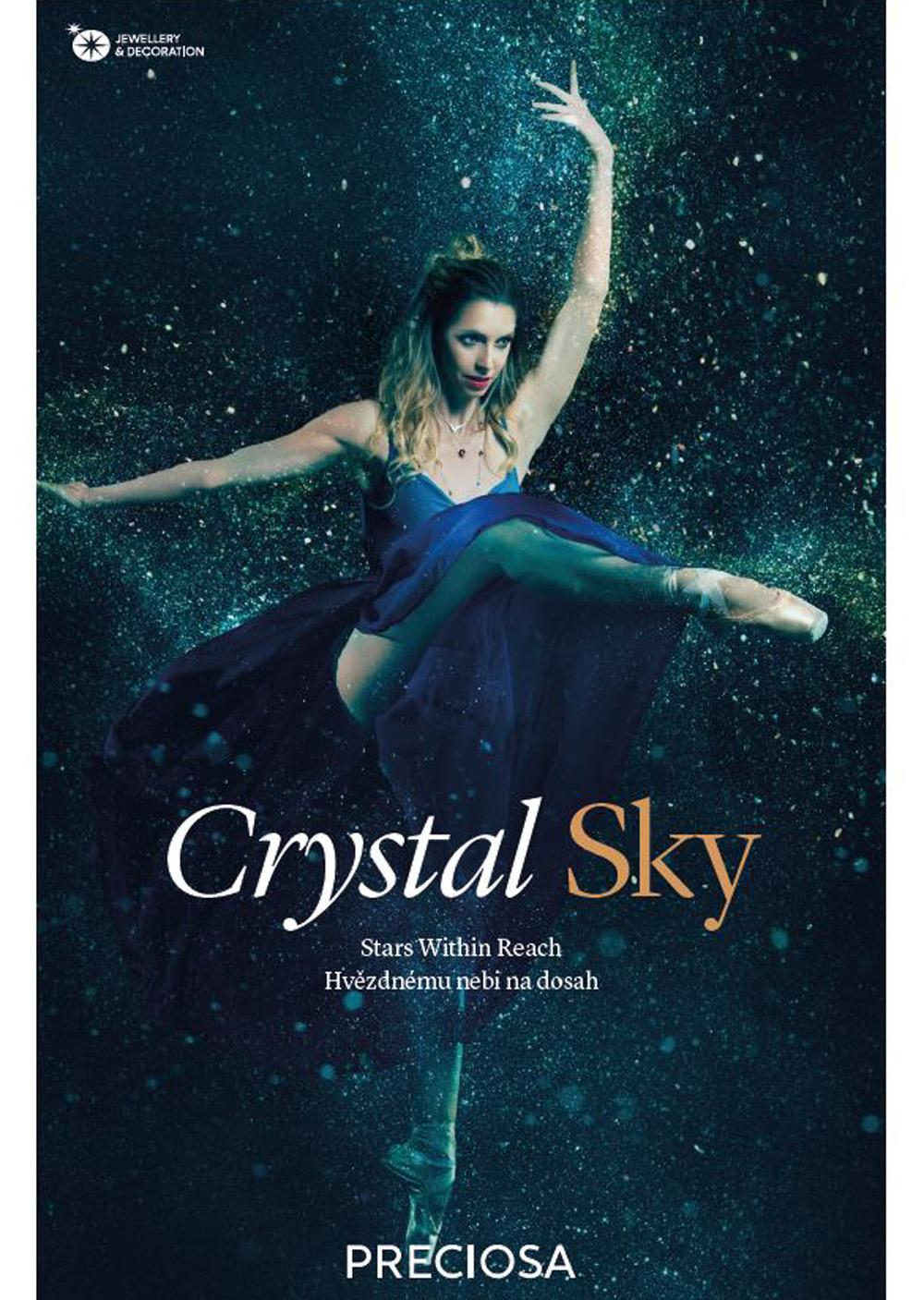 Preciosa Crystal Sky