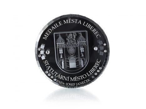City of Liberec Medal