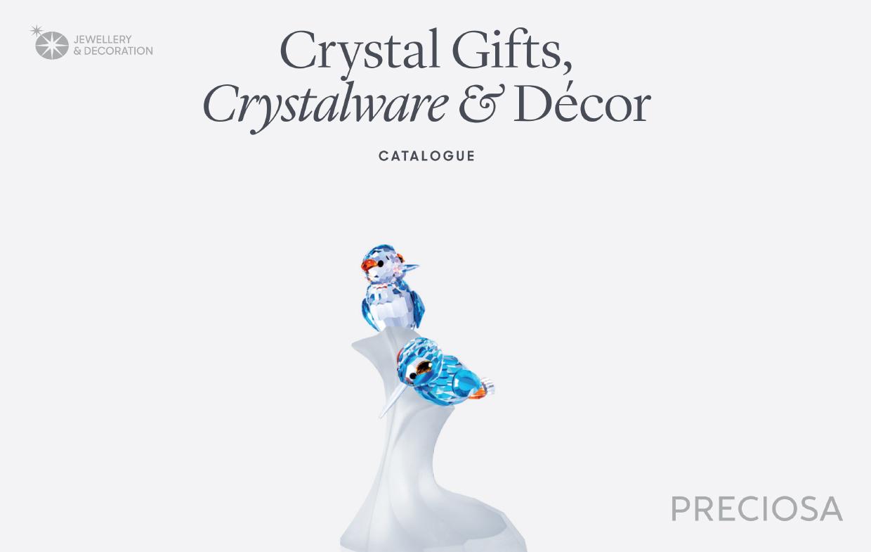 Preciosa Gifts Crystalware and decor
